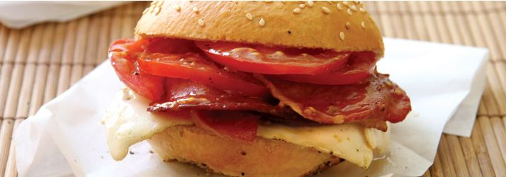 Fresh Stop burger