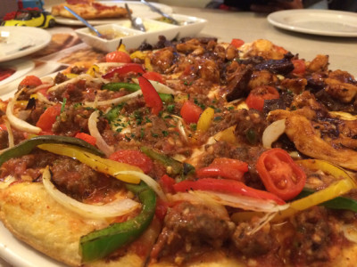 Panarottis hungry for halaal 5