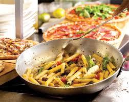 Pizza, Pasta