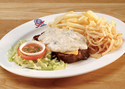 img-cheddameltsteak Spur Hungry for halaal