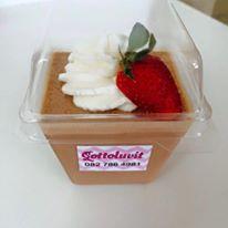 single dessert