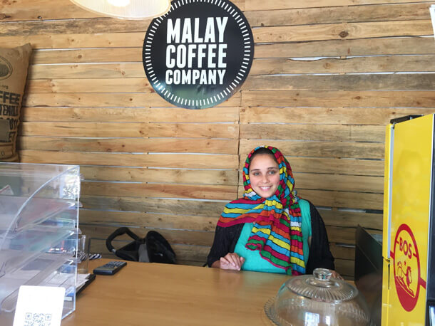 Malay Coffee Company Hungry for Halaal