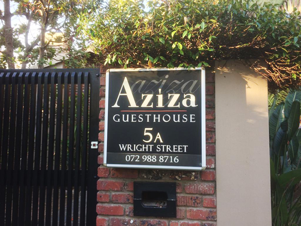 Aziza Guesthouse Hungry for Halaal1