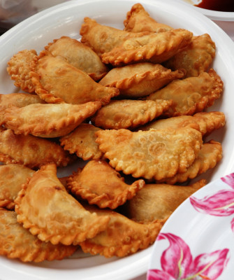 Savouries Hungry for halaal