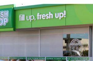 shop front fresh stop
