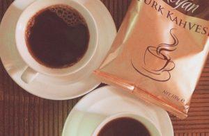 Turkish Bazaar Coffee Hungry for halaal