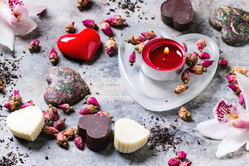 Valentine chocolates Hungry for Halaal