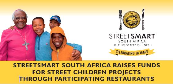 StreetSmart Bishop Desmond Tutu
