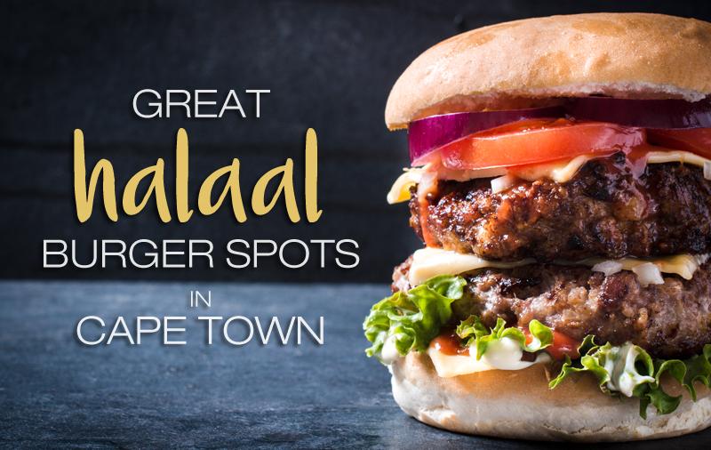 Burger Spots Cape Town