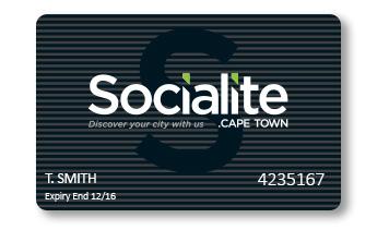 Socialite Card