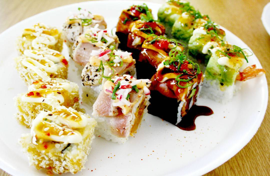 dial-my-sushi hungry for halaal