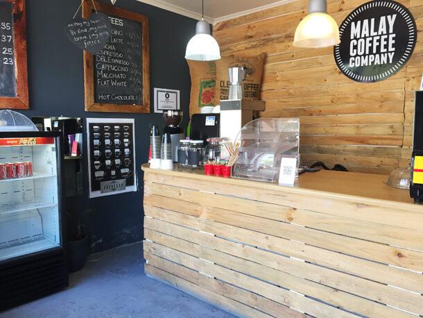 Malay Coffee Company Hungry for Halaal