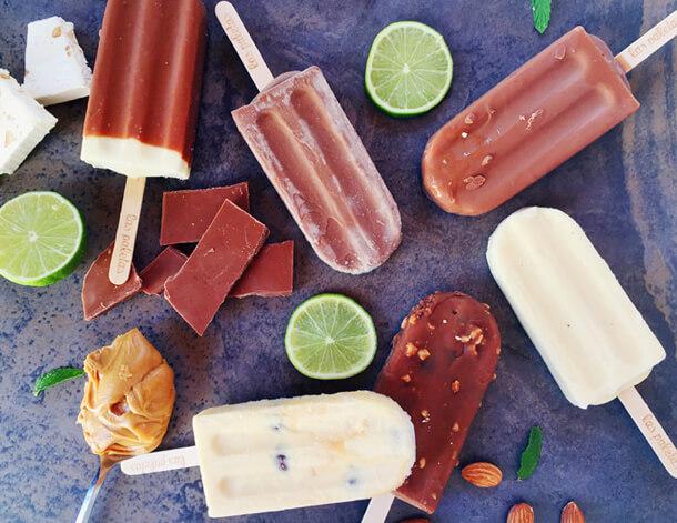 Las Paletas Hungry for Halaal Chocolate