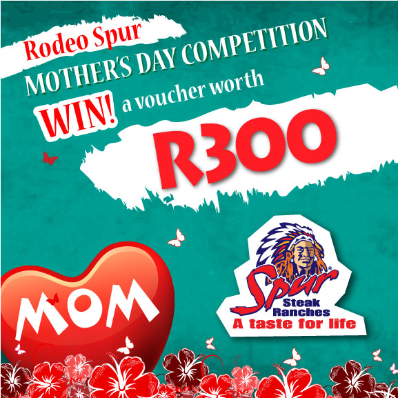 Rodeo Spur Mother's Day Hungry for Halaal