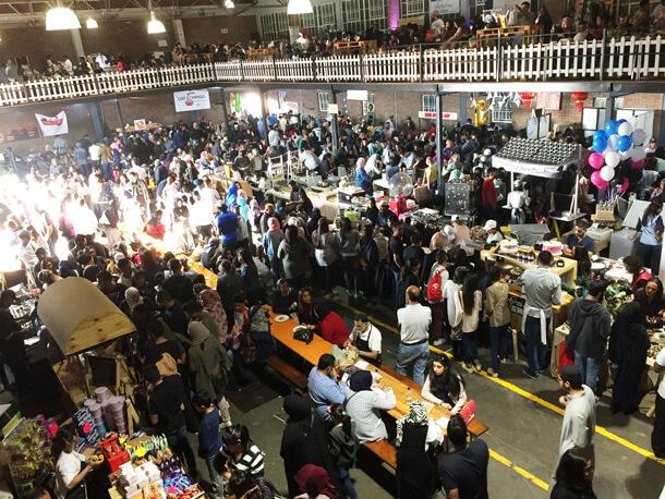 Halaalgoods Market Hungry for Halaal