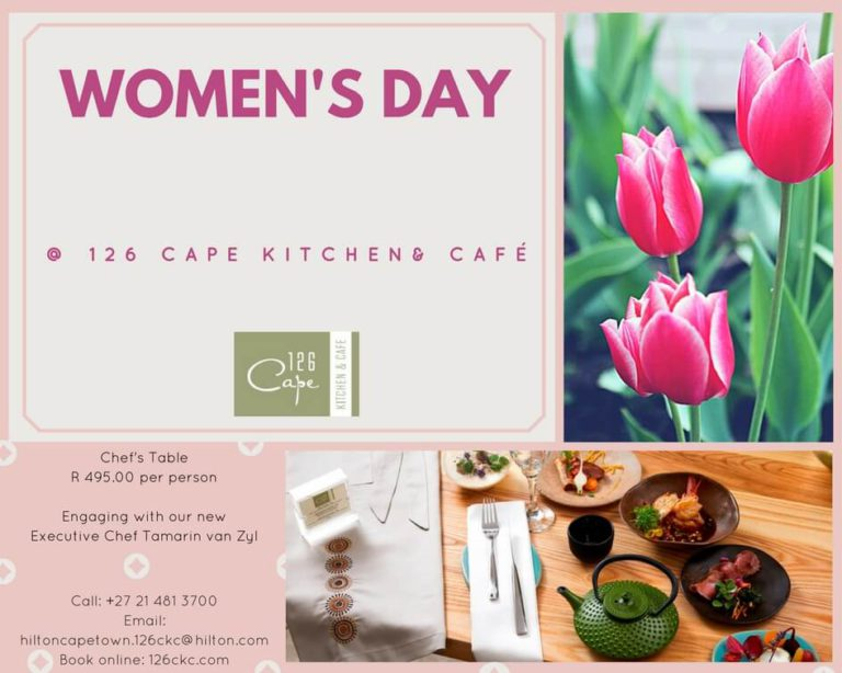 Womens day 126 Cape Kitchen and Cafe