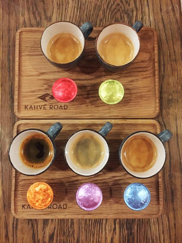 Kahve road coffee Pod launch