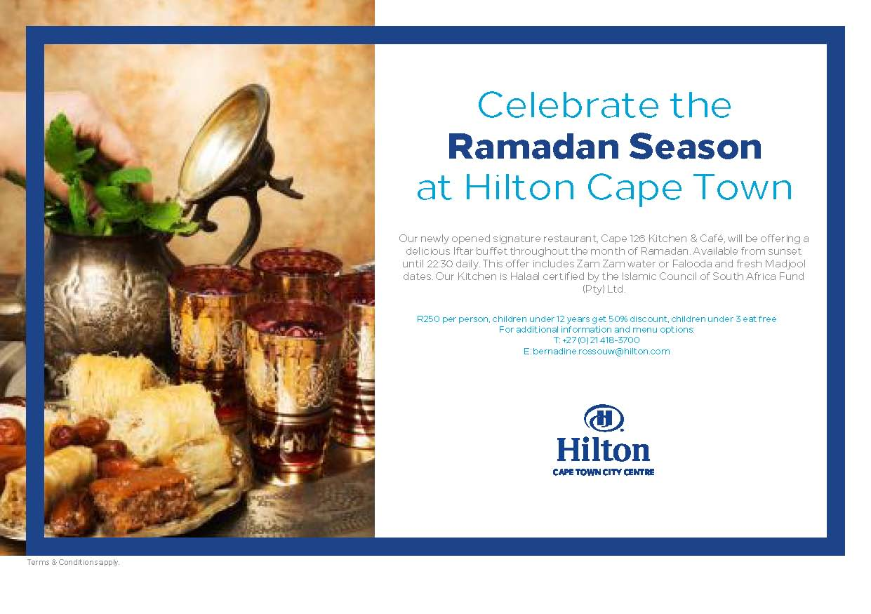 Ramadan cpt Hilton Hungry for Halaal
