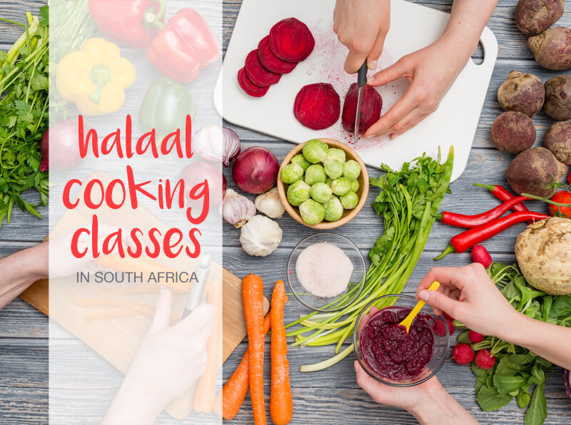 Halaal Cooking classes South Africa Hungry for Halaal