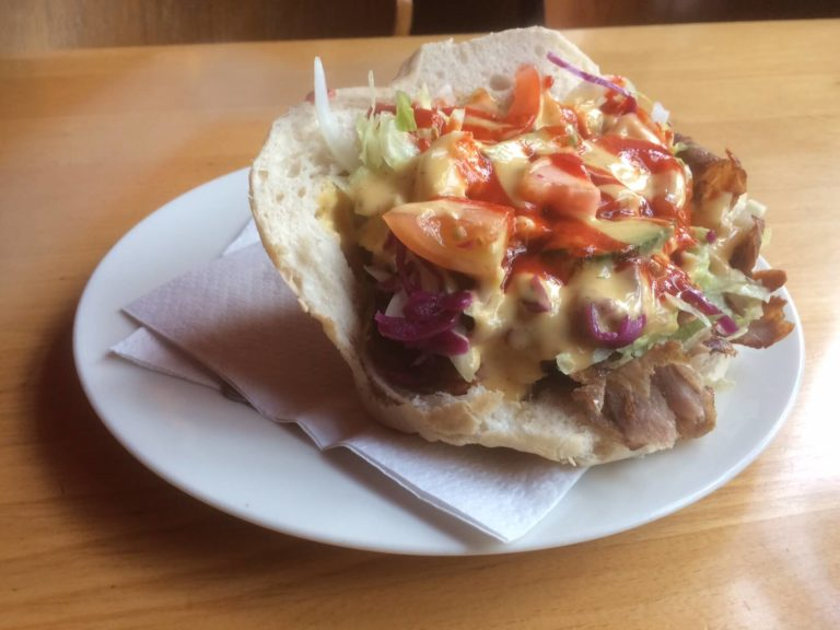 Hamburg Doner Restaurant Hungry for Halaal