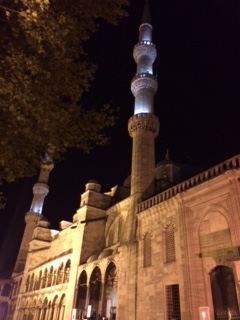 Istanbul Sultan Ahmed mosque Hungry for Halaal4
