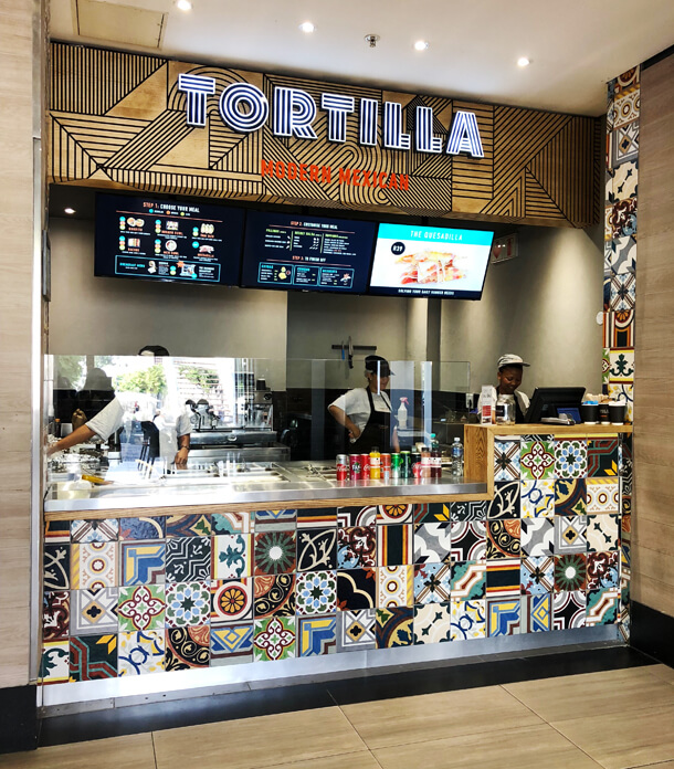Tortilla Modern Mexican Hungry for Halaal
