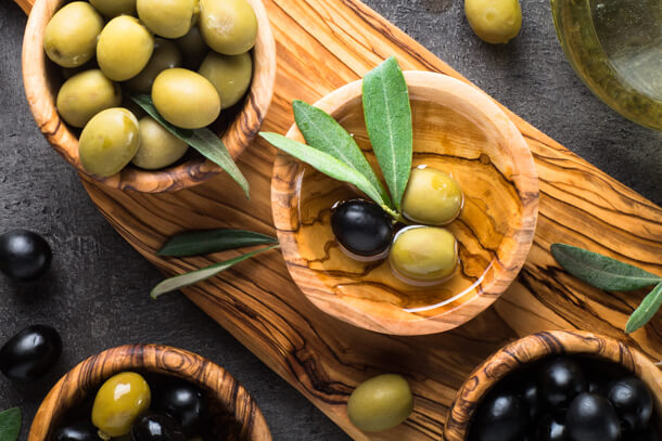 Sunnah Fruits Olives Hungry for Halaal