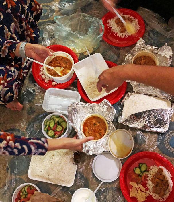 Labaik Albaik Umrah Hungry for Halaal