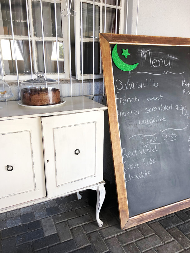 That Coffee Shop Hungry for Halaal