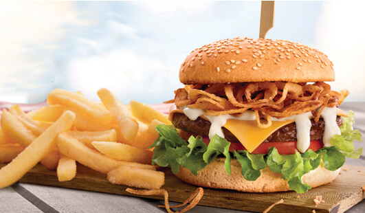 Wimpy Burger Hungry for Halaal